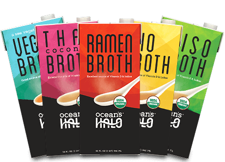 Ocean's Halo Seaweed Broths
