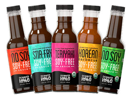 Ocean's Halo Seaweed Sauces